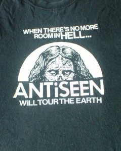 antiseen dawn shirt