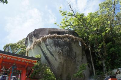 神倉神社ご神体