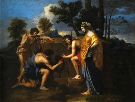 Arcadia Poussin 14