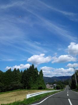 20140912秋の空~~♪3