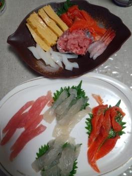 20140928 手巻き寿司