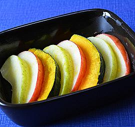 リンゴー並べ
