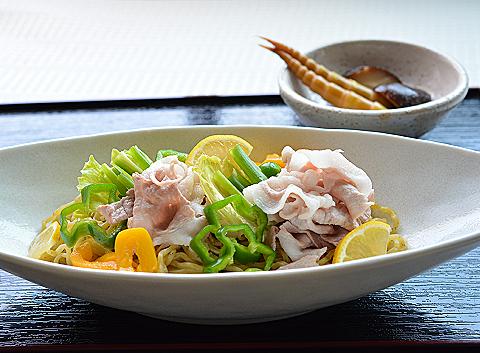 冷しゃぶのっけ ☆ 冷たい担々麺-26