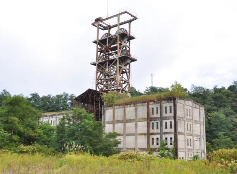 奔別炭鉱-1