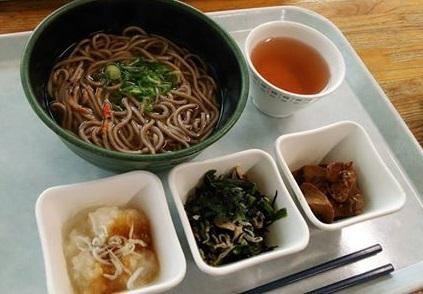 平成26年4月8日学食soba