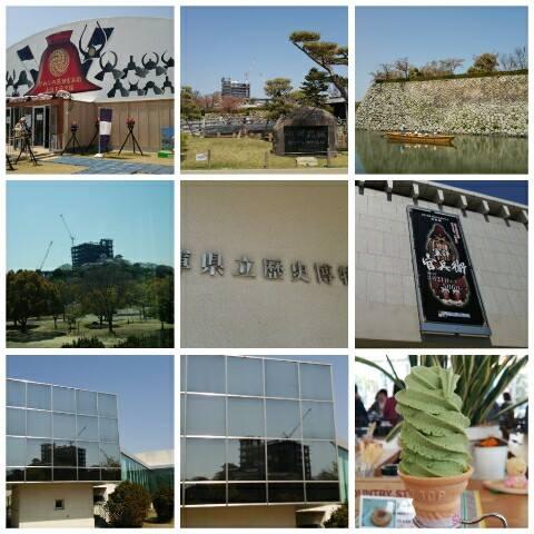 平成26年4月15日官兵衛館・博物館1
