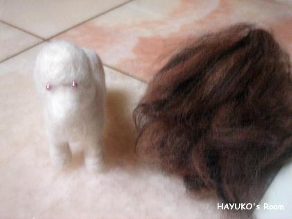 羊毛ハル④