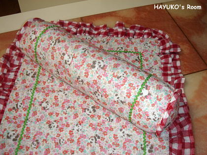 枕&マット①