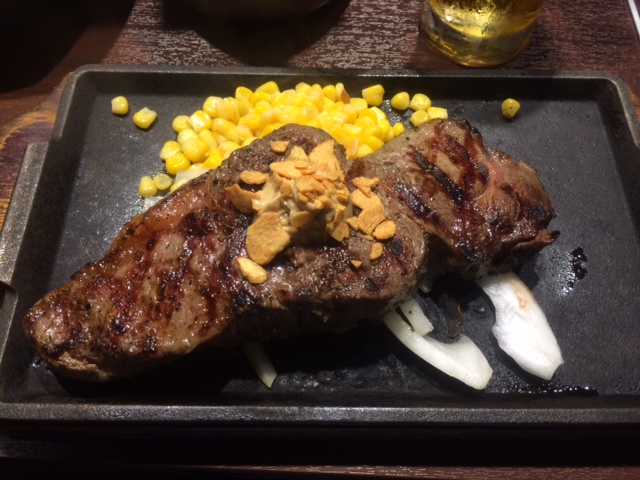 いきあんりステーキ2