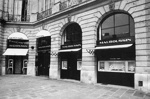 shop and boutique, at 20 Place Vendome_hb