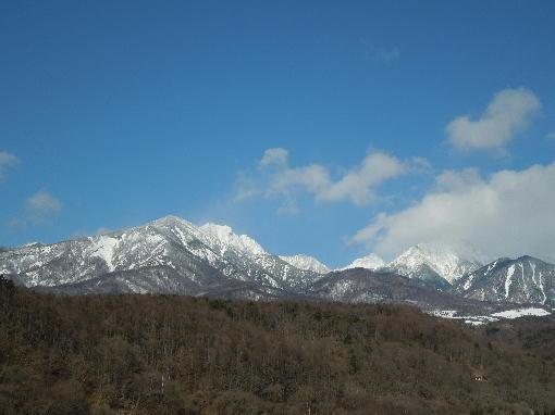 1.八ヶ岳