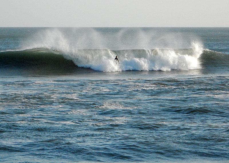 BIG WAVE @稲村ヶ崎2
