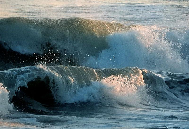 BIG WAVE @稲村ヶ崎3