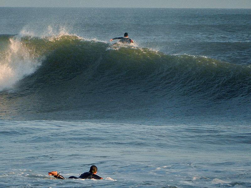 BIG WAVE @稲村ヶ崎4