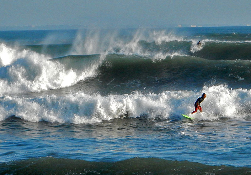 BIG WAVE @稲村ヶ崎5