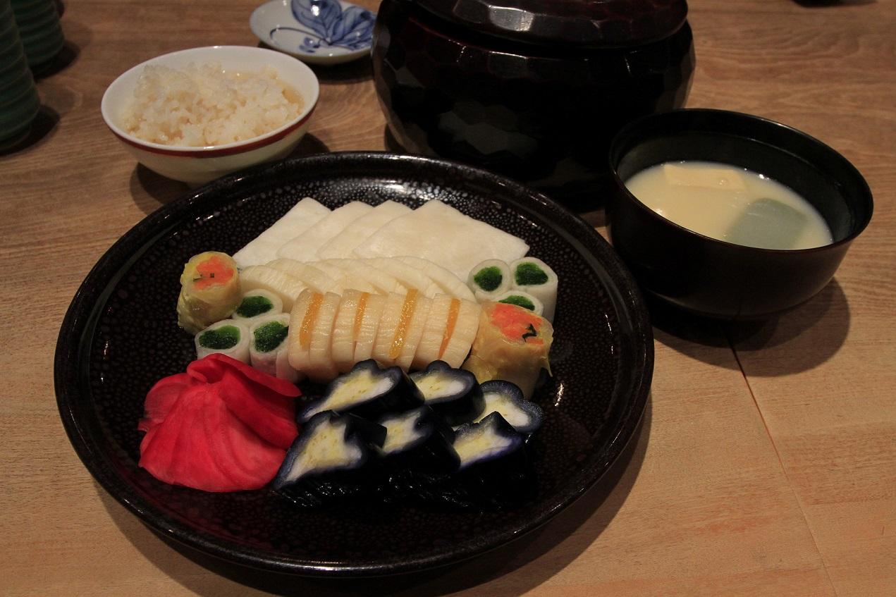 ブログ京都を食す西利