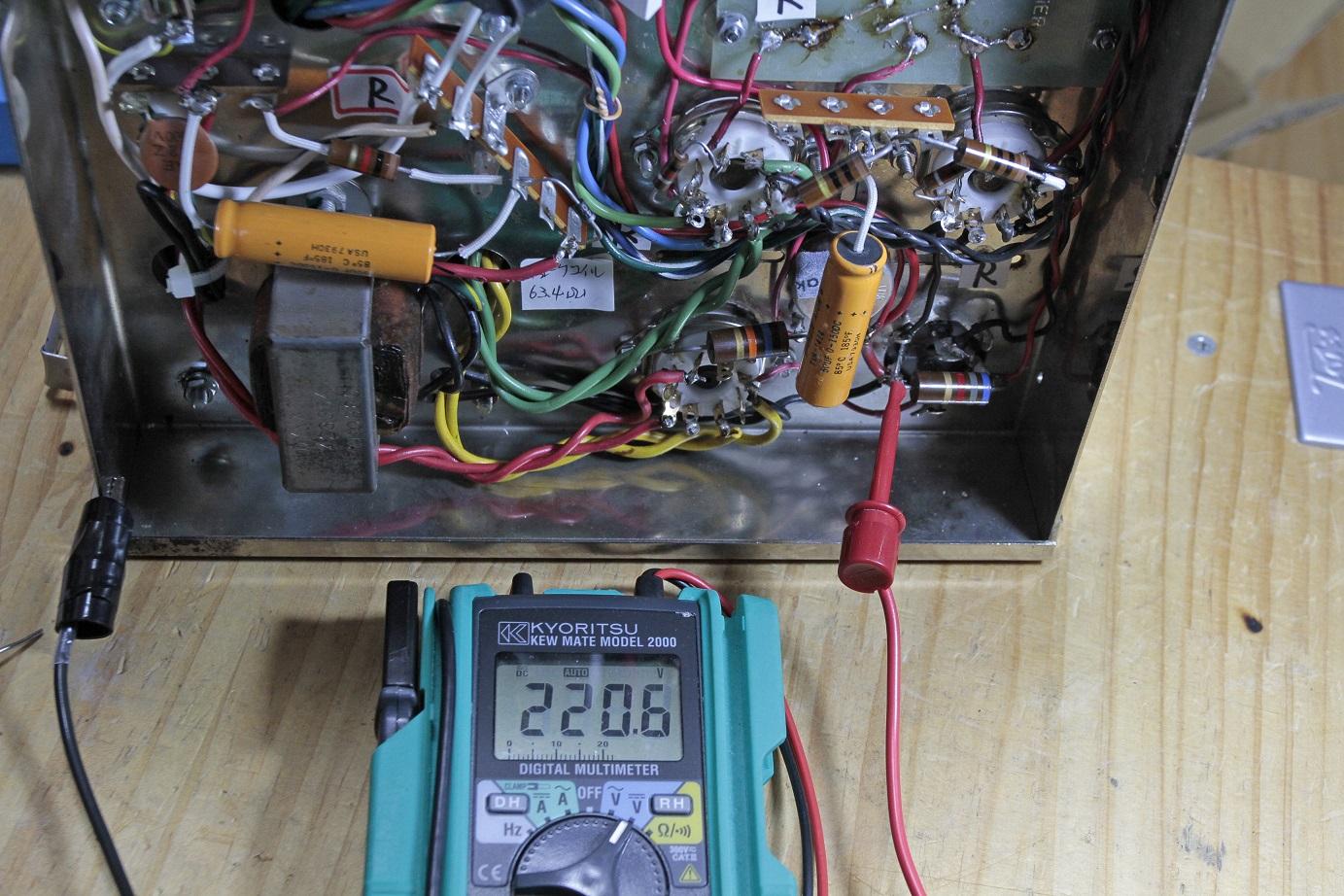 電圧測定1