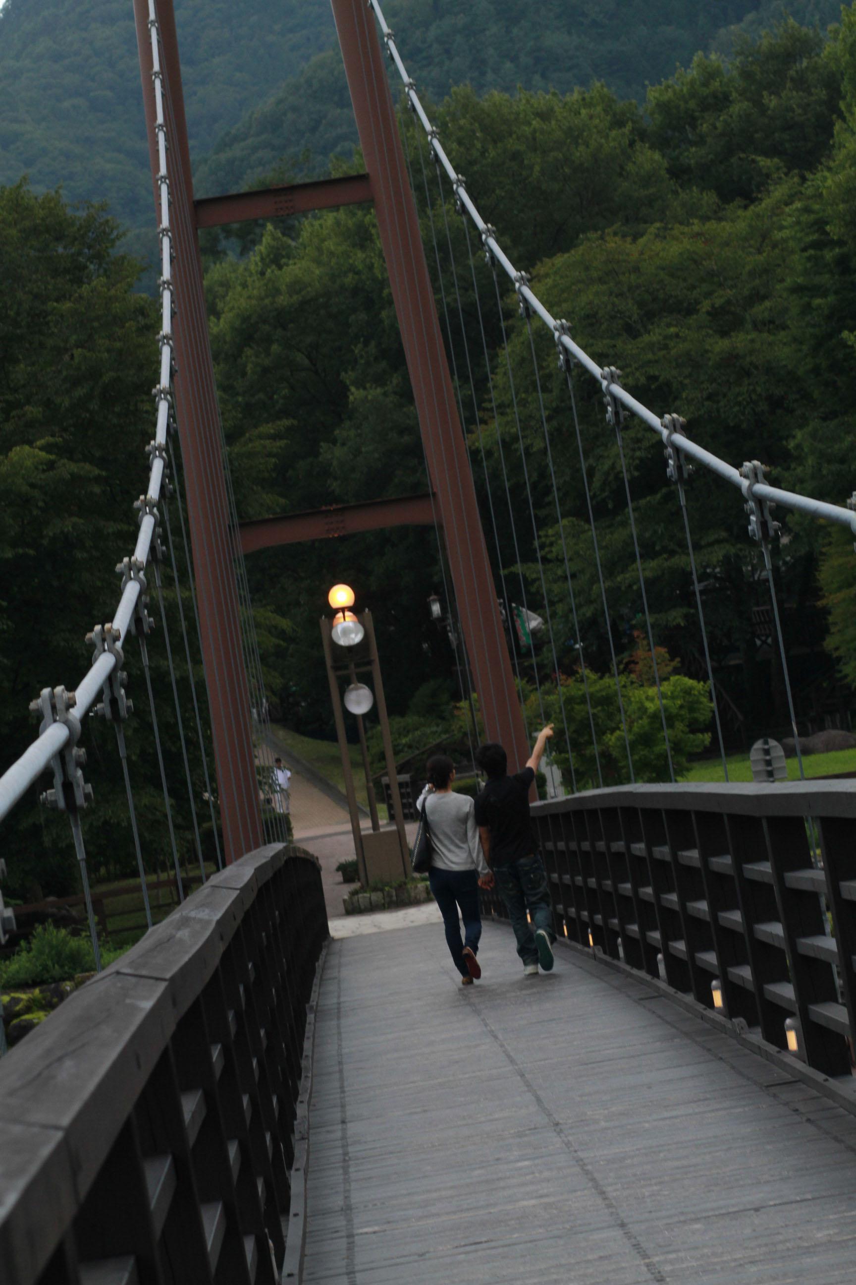 ブログこまくさ橋