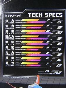 トランスフォーマークラウド スタースクリームと比較もの8885