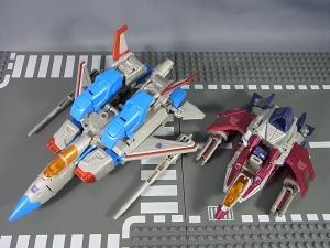 トランスフォーマークラウド スタースクリームと比較もの8965