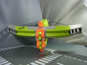 ナーフ N-ストライクエリート ゾンビクロスファイアボウ激連射セット012