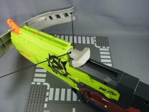 ナーフ N-ストライクエリート ゾンビクロスファイアボウ激連射セット013
