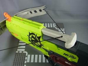 ナーフ N-ストライクエリート ゾンビクロスファイアボウ激連射セット014