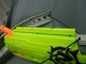 ナーフ N-ストライクエリート ゾンビクロスファイアボウ激連射セット019