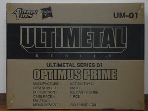 ULTIMETAL UM-01 OPTIMUS PRIME 01 FIGURE001