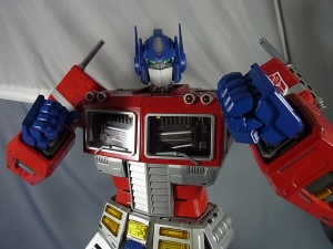 ULTIMETAL UM-01 OPTIMUS PRIME 03 PARTSACTION030