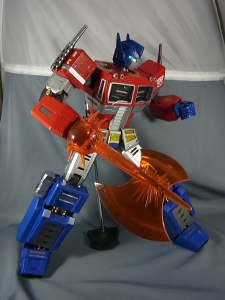 ULTIMETAL UM-01 OPTIMUS PRIME 03 PARTSACTION045