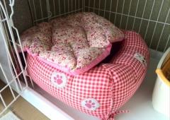 保護猫ベッド1
