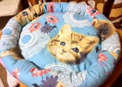 寝子猫丸ベッド1