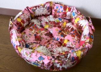 アリスのお茶会ベッド5