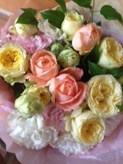 発表会お花