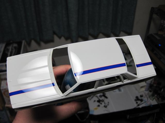 アオシマ 430スタンダード タクシー