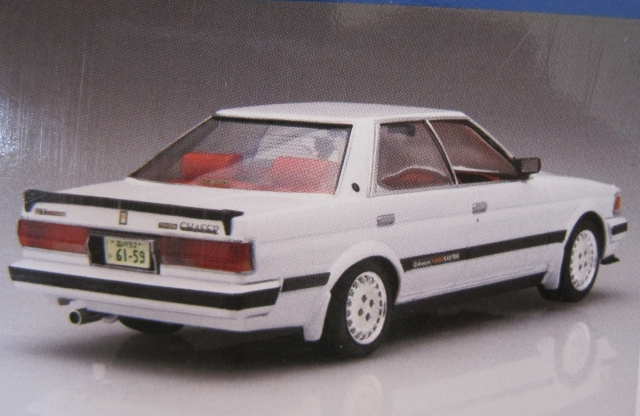 フジミ GX71 チェイサー GTツインターボ ハイメカ