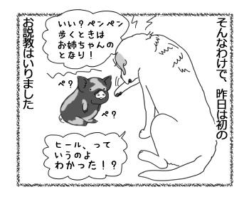 羊の国のラブラドール絵日記シニア!!「はい!お姉ちゃま!」4