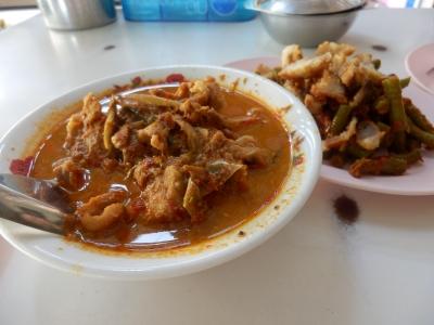 タイ・ロッブリーでの食事4