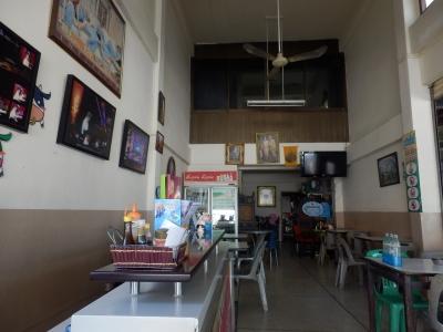 タイ・ロッブリーでの食事5