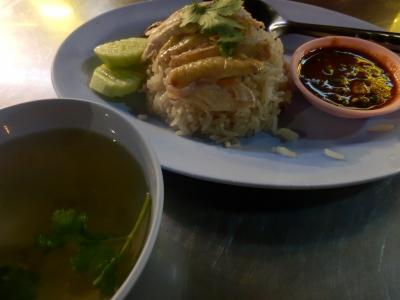 タイ・ロッブリーでの食事10