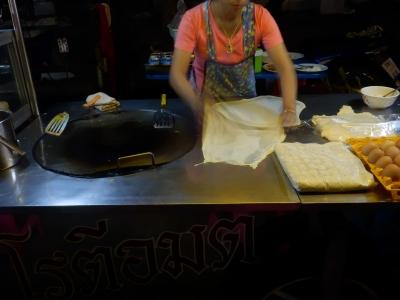 タイ・ロッブリーでの食事13