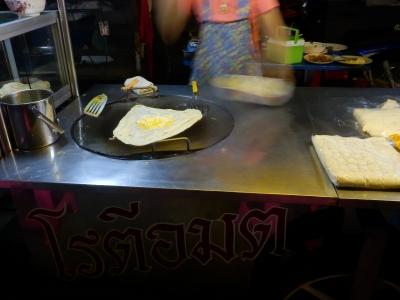 タイ・ロッブリーでの食事14