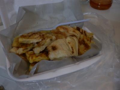 タイ・ロッブリーでの食事15