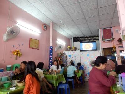 タイ・ロッブリーでの食事18