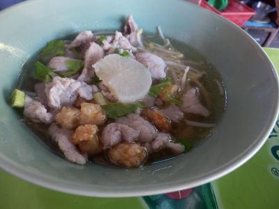 タイ・ロッブリーでの食事19