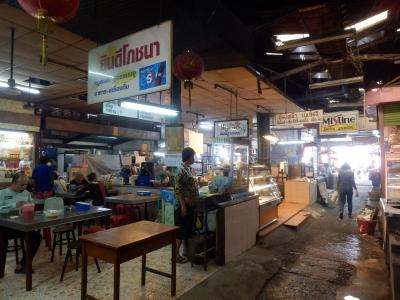 タイ・アユタヤでの食事1