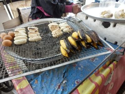 タイ・アユタヤでの食事2