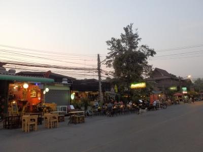 タイ・アユタヤでの食事9