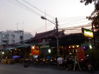 タイ・アユタヤでの食事10